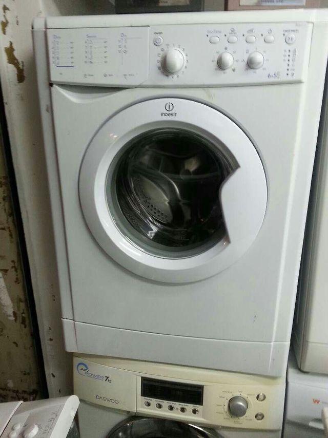 Lavadora secadora con transporte y garantía