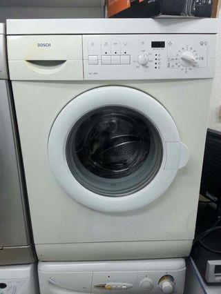 Lavadora Bosch de 5 kilos con transporte y garantía