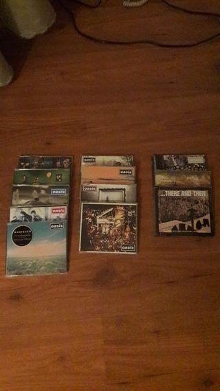 Singles de Oasis