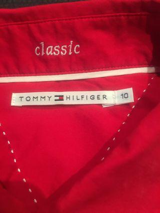 Camisa Mujer Tommy Hilfiger