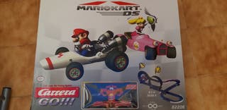 Scalextric Mario kart Ds