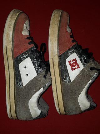 Bambas DC shoes antiguas con caja