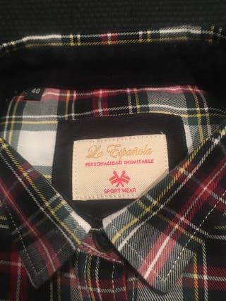 Camisa Mujer La Española