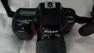 camara analogica NIKON F50