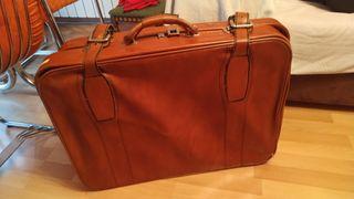 Juego maletas antiguas