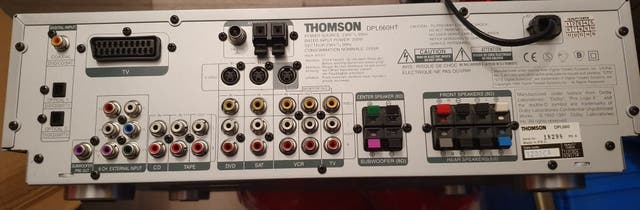 home cinema thomson