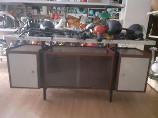 mueble oficina vintage