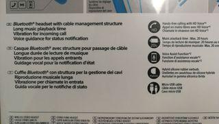 Auriculares bluetooth SONY - NUEVOS SIN USAR