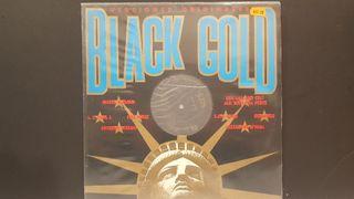 black Gold vinilo música rap1986
