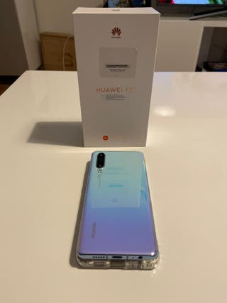 Huawei P30 128GB Nácar NUEVO