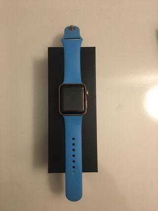 Apple Watch série 3 roto