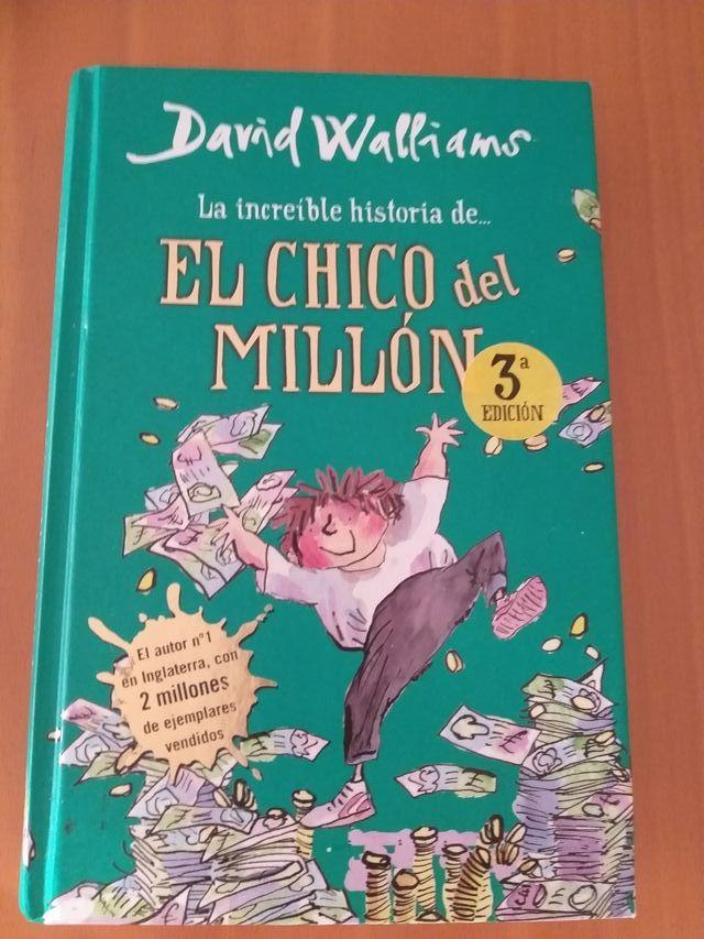 El chico del millón, David Walliams