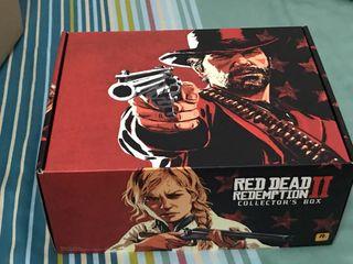 Caja cofre red dead redemption 2
