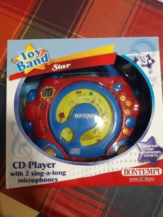 Reproductor CD niños