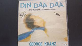 George kranz .DIN DAA DAA.. disco maxi vinilo