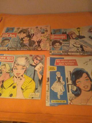 revistas antigua femeninas