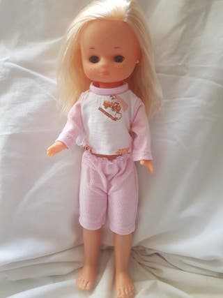 Vestido para muñeca lesly o similar