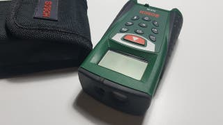 Medidor laser BOSCH plr30