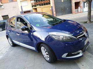 Renault Scenic 1.2 año 2014 garantía 1 año