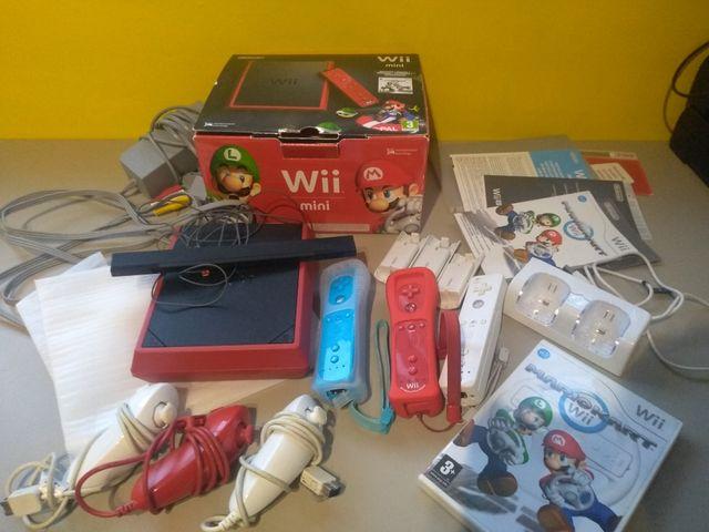 Wii mini edición Mario kart
