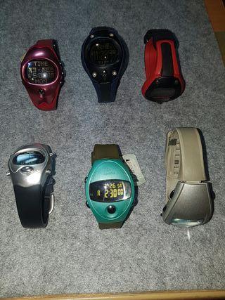 coleccion de relojes pulsar by seiko