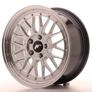 Japan Racing JR23 17x8 ET20 5x120 Hyper Silver