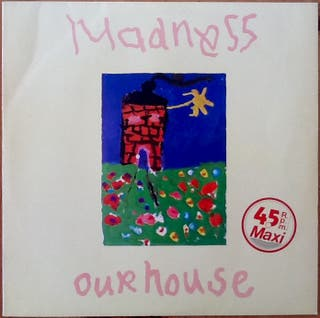 "MADNESS ""OUR HOUSE"" maxi-12"""