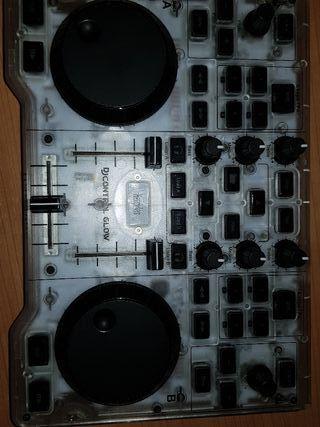 DJ CONTROL GLOW