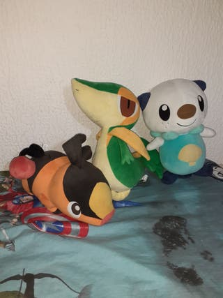 Lote peluches 40cm