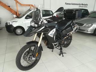 moto bmw gs 800 adventure
