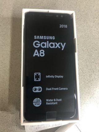 Samsung galaxy A8 nuevo 32GB