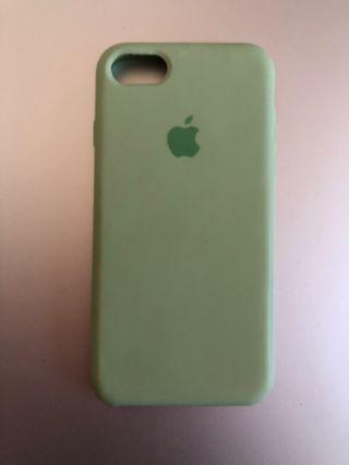Funda Iphone 7/8 Apple con logo