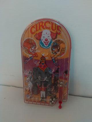 Milloncete circus, Juguete vintage