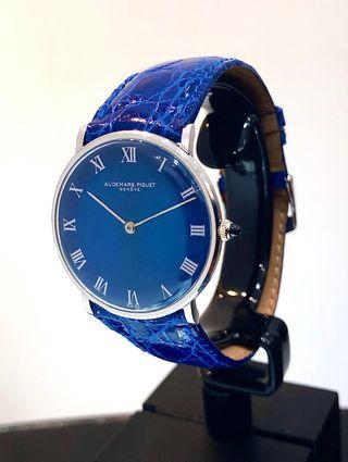 Reloj Audemars Piguet Extraplano. Oro Blanco 18 kt