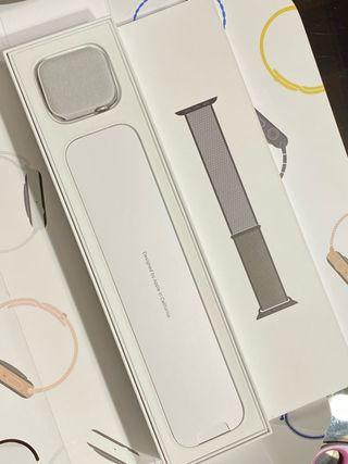 Apple watch 4 cellular 44mm plata