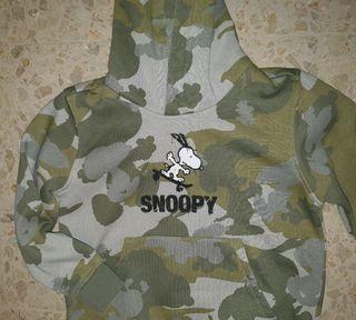 Sudadera Zara Snoopy + regalo