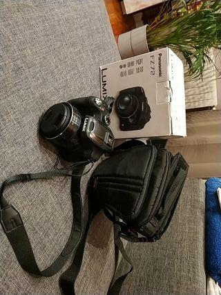 Camara Panasonic FZ72