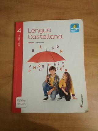 libro de lengua de 4° primaria