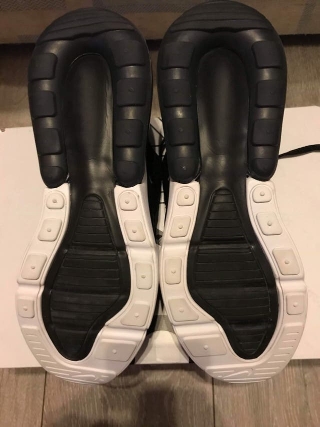 Womens Air Max 270 trainers