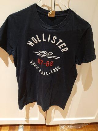 Camiseta Hollister Talla S