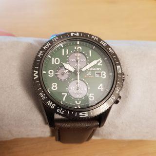 reloj seiko prospex verde