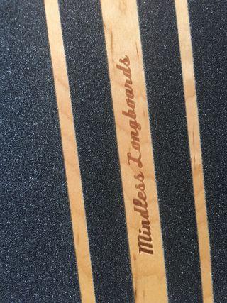 Longboard cruiser