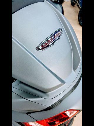Respaldo Suzuki burgman 650 executive nuevo