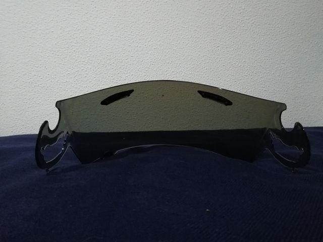 Pantalla ahumada casco arai Rx7