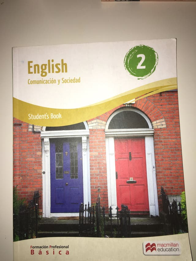 ENGLISH 2 FORMACION PROFESIONAL BASICA ED 2018