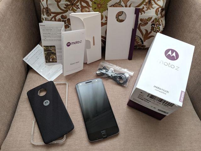 Motorola Z como nuevo, ni un rasguño.