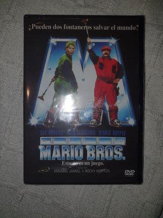 DVD - Super Mario Bros - Nueva