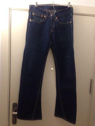 Levi's 907 Pantalones Tejanos