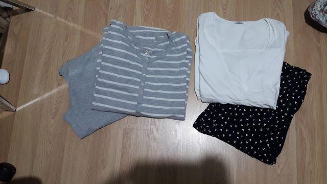 2 Pijamas premamá y lactancia y regalo otros 2.