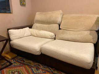 Sofa Chaiselonge cama